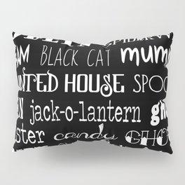 Halloween Celebration Pillow Sham