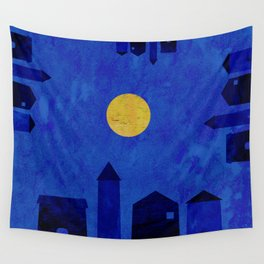 The same sky Wall Tapestry