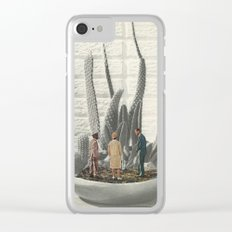 Plantlife - Species Clear iPhone Case