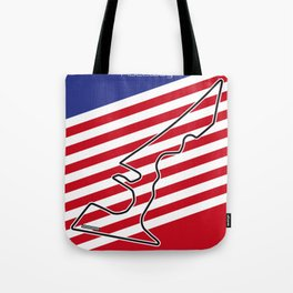 Circuit of the Americas, Austin Texas Tote Bag