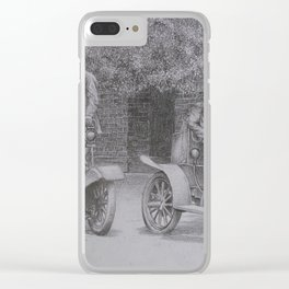 group portrait Clear iPhone Case