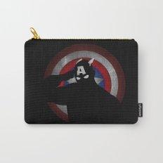 SuperHeroes Shadows : Captain America Carry-All Pouch