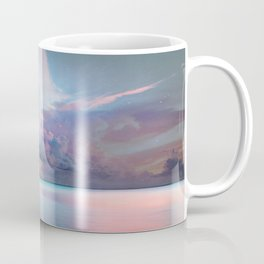 The Island of Life Coffee Mug