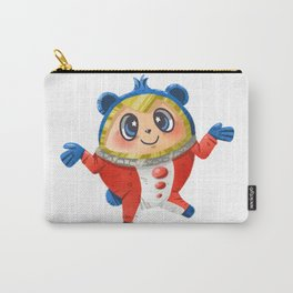 Cute Teddie Carry-All Pouch
