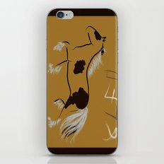 The Essential Horse iPhone & iPod Skin
