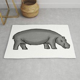 Hippo Rug
