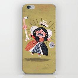 Queen of Hearts - Alice in Wonderland iPhone Skin