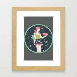 Paisley Park Framed Art Print