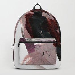 gestural brushstrokes 03 Backpack