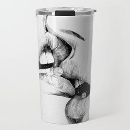 Universe kiss. Travel Mug