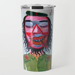 Che Guevara 4 por Diego Manuel Rodriguez Travel Mug