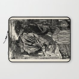 A Beastly Scourge? Laptop Sleeve