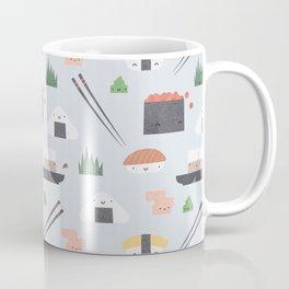 Happy Sushi Coffee Mug