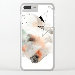 Tempest Clear iPhone Case