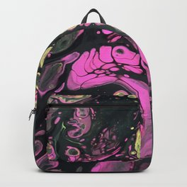 psychedelic 70's Backpack