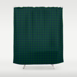 Montgomery Tartan Shower Curtain