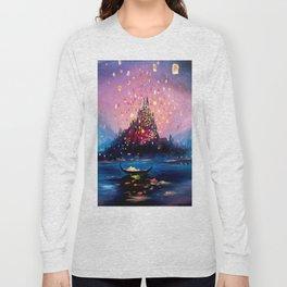 I see the lights Long Sleeve T-shirt