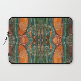 Lively Synapses (Amplified Current) (Reflection) Laptop Sleeve