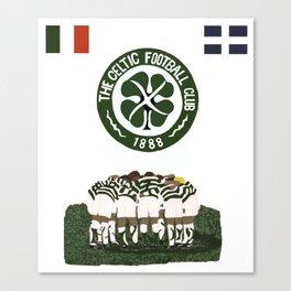Celtic Football Club  Canvas Print