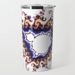 Mandelbrot Hybrid Travel Mug