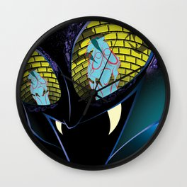 First Impressions of Death Wall Clock