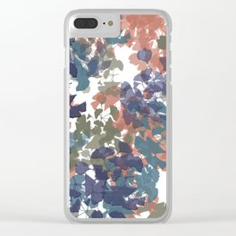 Gingko Clear iPhone Case