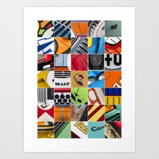 Air Cooled Art Print