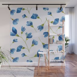 Floral pattern 8 Wall Mural