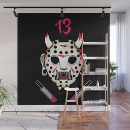 Jasonosan Friday the 13th Wall Mural