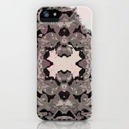 KALEIDO KOLOR SPLASH  iPhone Case