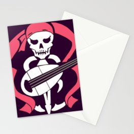 Bodacious Space Pirates Stationery Cards