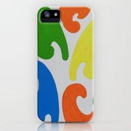 Farbwerk 45 iPhone Case