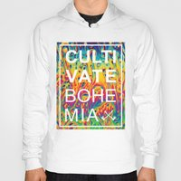 trippy Hoodies featuring Cultivate trippy by Cultivate Bohemia