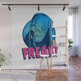 Freak Drawings: Crypt Keeper Wall Mural