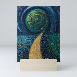 Tree Vortex Mini Art Print