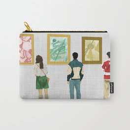 Ferris Bueller at the Art Museum Carry-All Pouch