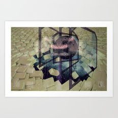 The Impossible Dimension Art Print