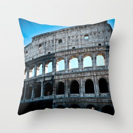 Rome - Colosseo Throw Pillow