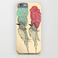 Bouffant Birds Slim Case iPhone 6