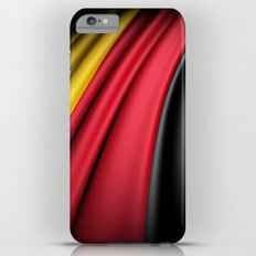 Flag of Germany Slim Case iPhone 6 Plus