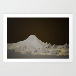 isolate Art Print