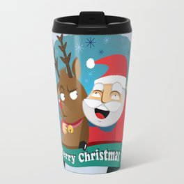 Merry Christmas! Travel Mug