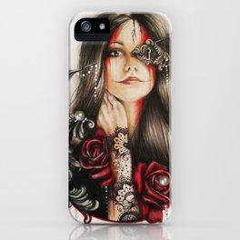 Self Affliction iPhone Case