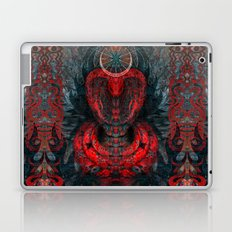 Seen Through Flames and Ashes Laptop & iPad Skin