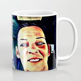 Titius & Candy Blue Splurge Coffee Mug