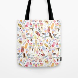 ICE CREAMS Tote Bag