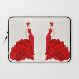 The Dancer (Flamenco) Laptop Sleeve