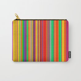 Stripes of a moment #V007 Carry-All Pouch