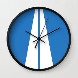 Autobahn Wall Clock
