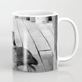 Juvenile Brown Pelican Tale 6 Coffee Mug